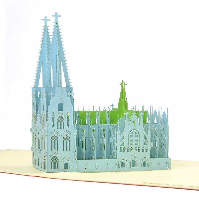 Thiệp kiến trúc 3D